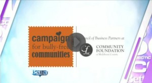 Click the Image for Better CT's segment on the Campaign for Bully-free Communities